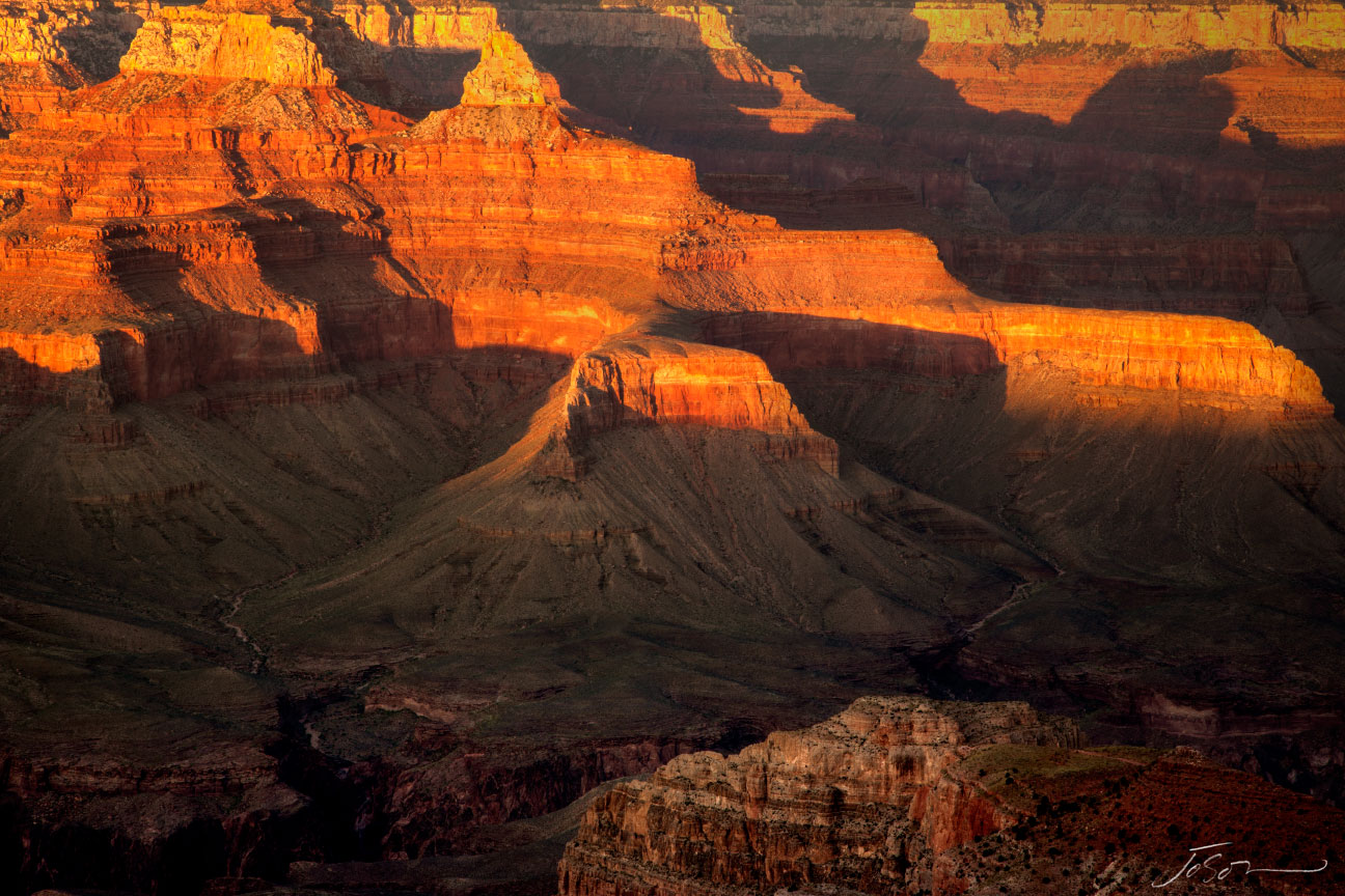Grand Canyon  -The Grand American Parks by joSon