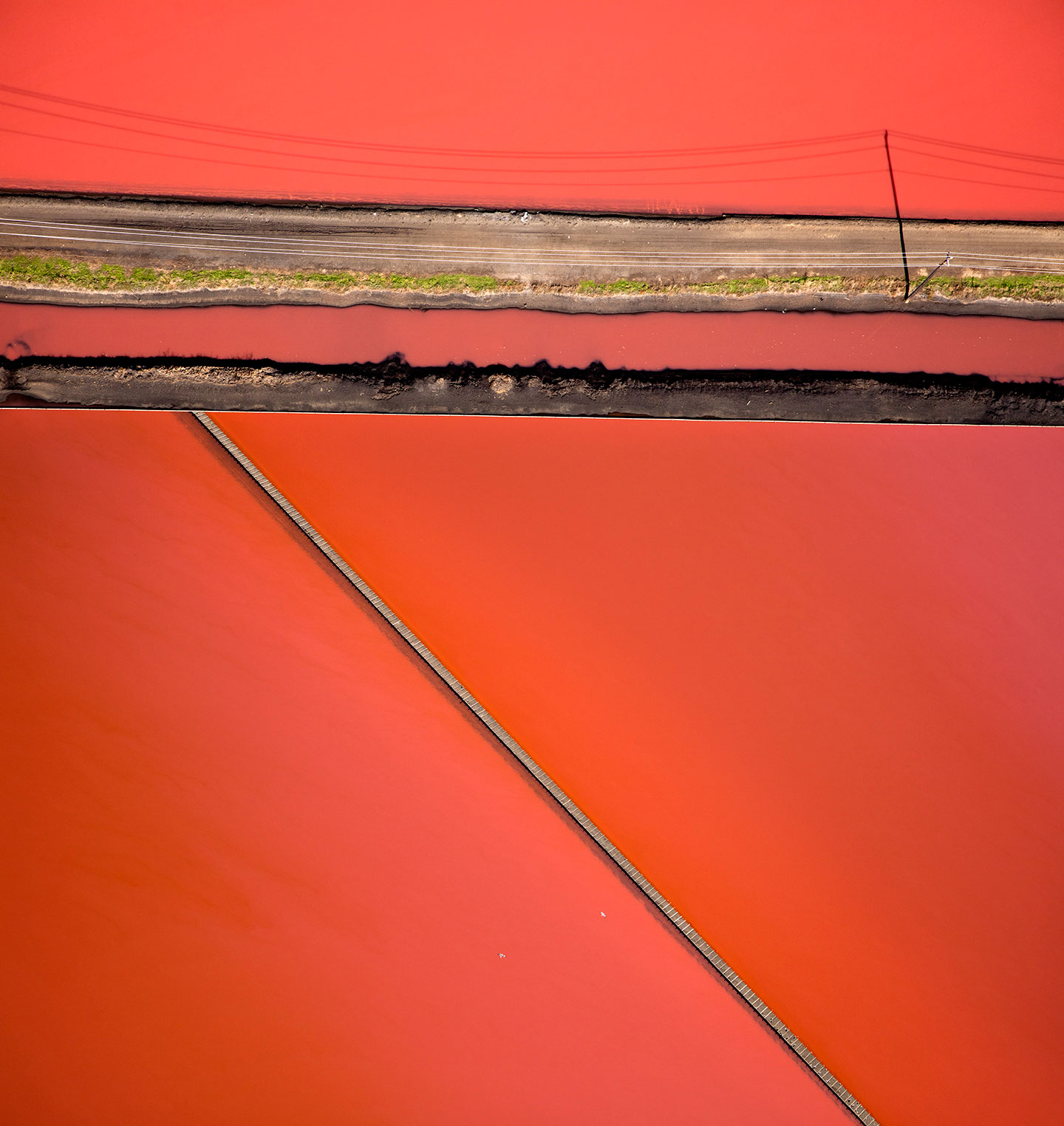 San Francisco Salt Ponds by joSon
