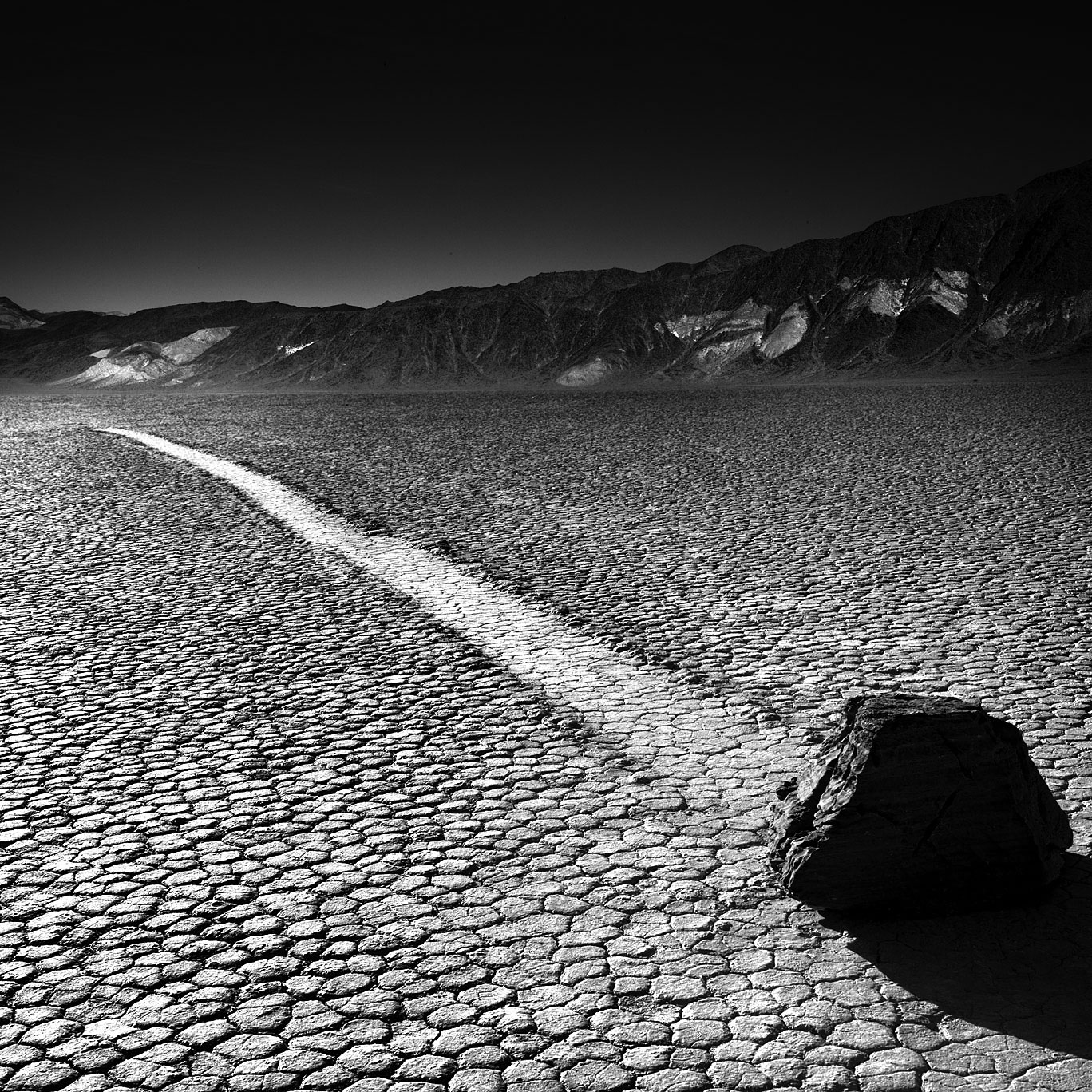 Racetrack, Death Valley National Park , 2