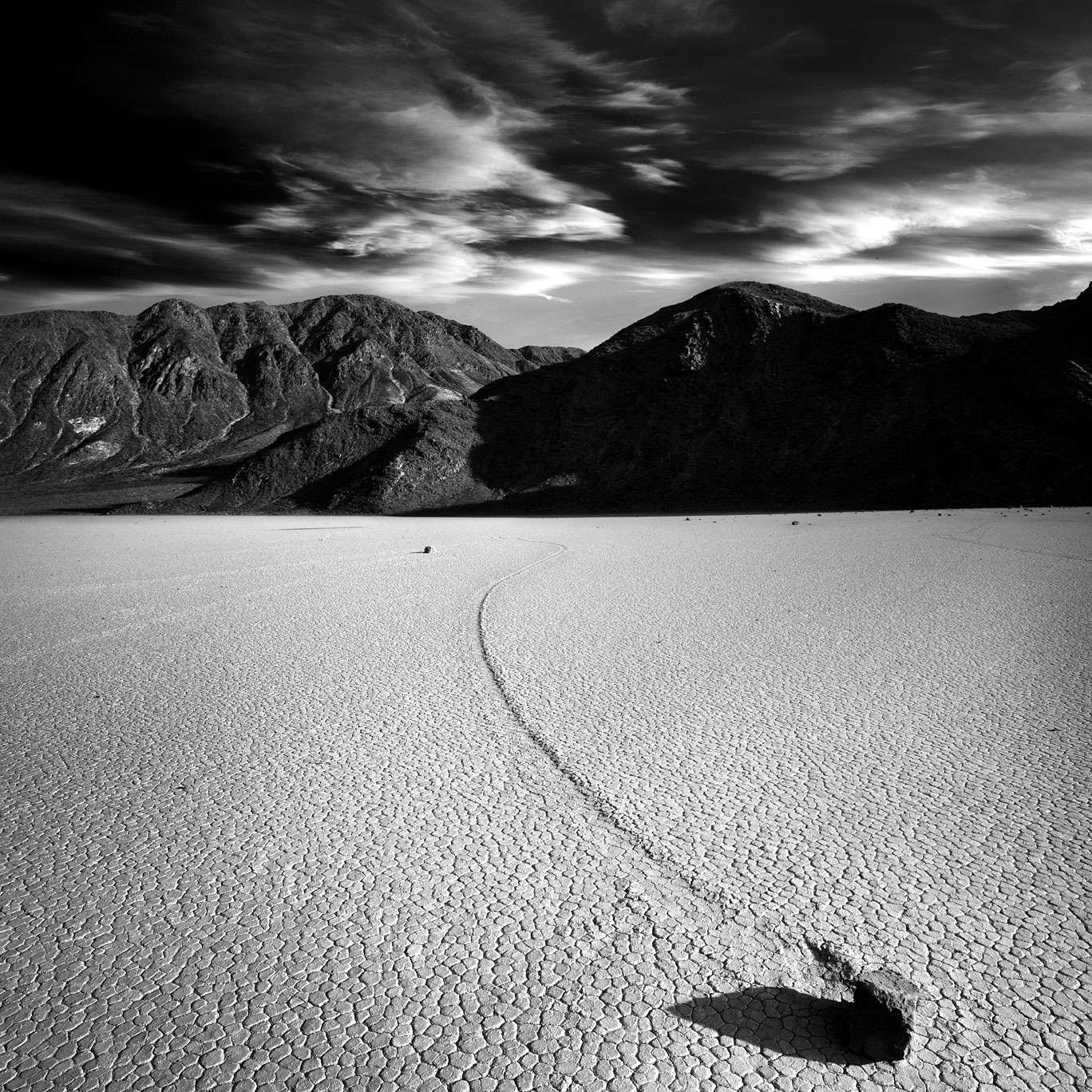 Racetrack, Death Valley National Park , 1