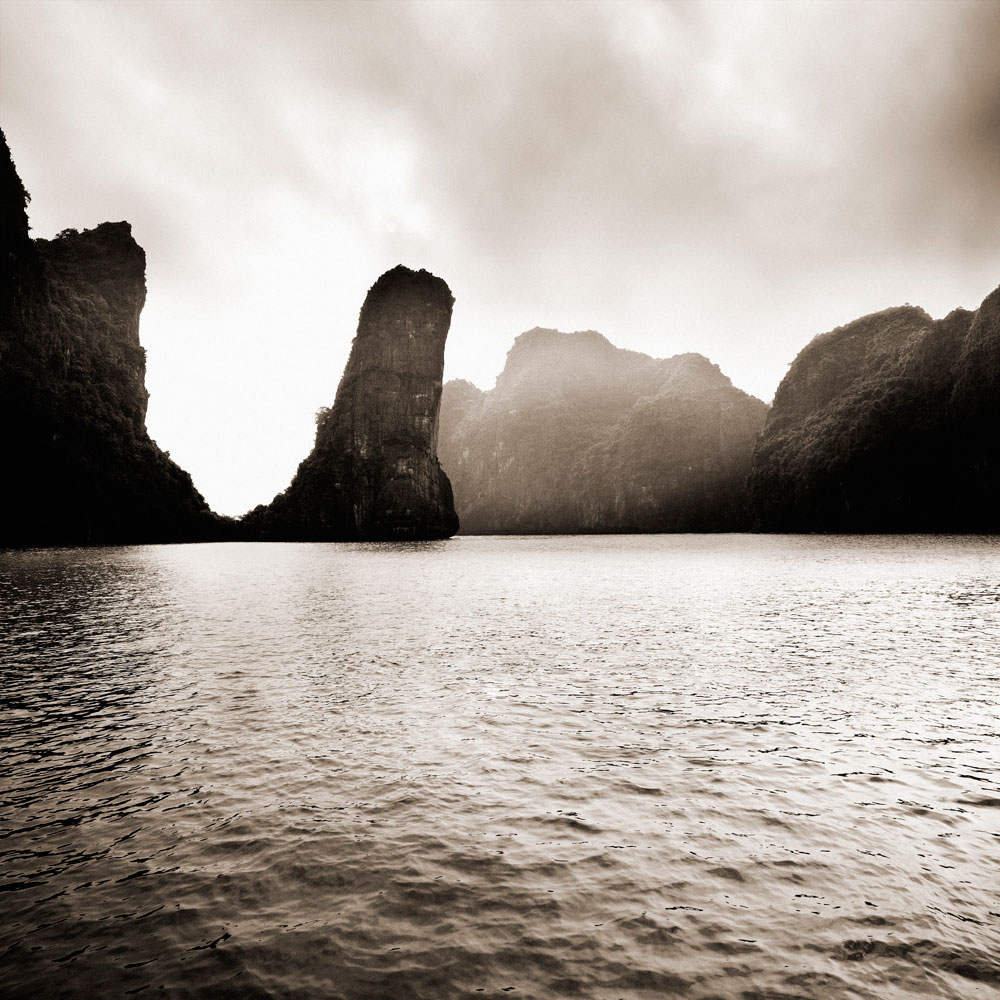 Halong Bay, Gulf of Tonkin, North Vietnam